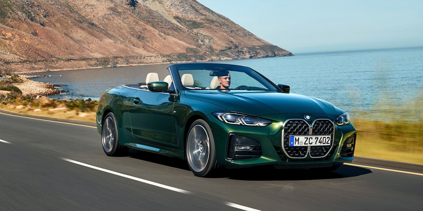 2021 bmw 4 series convertible revealed: price, specs and