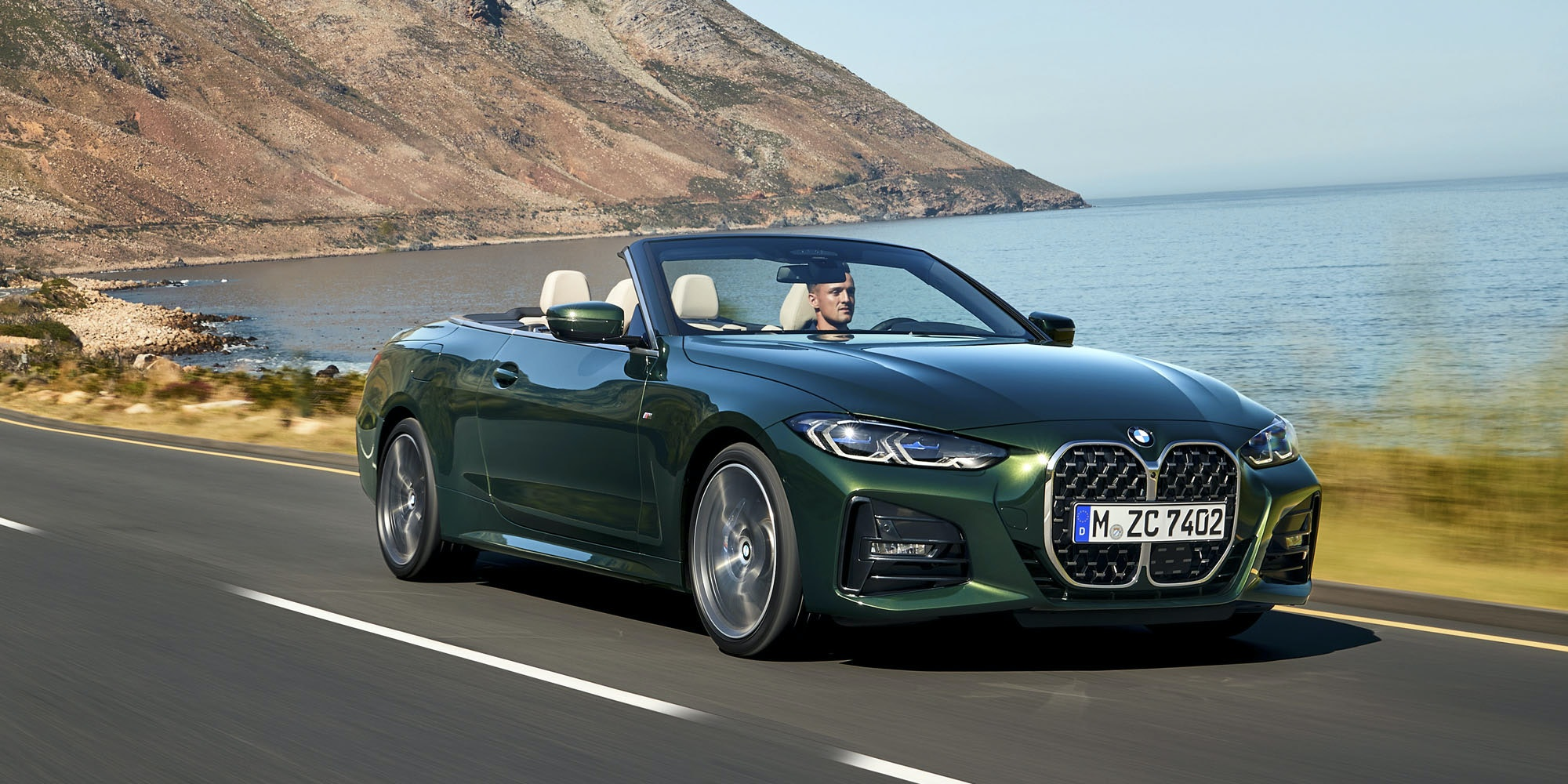 2021 Bmw 4 Series Convertible Revealed Price Specs And Release Date Carwow