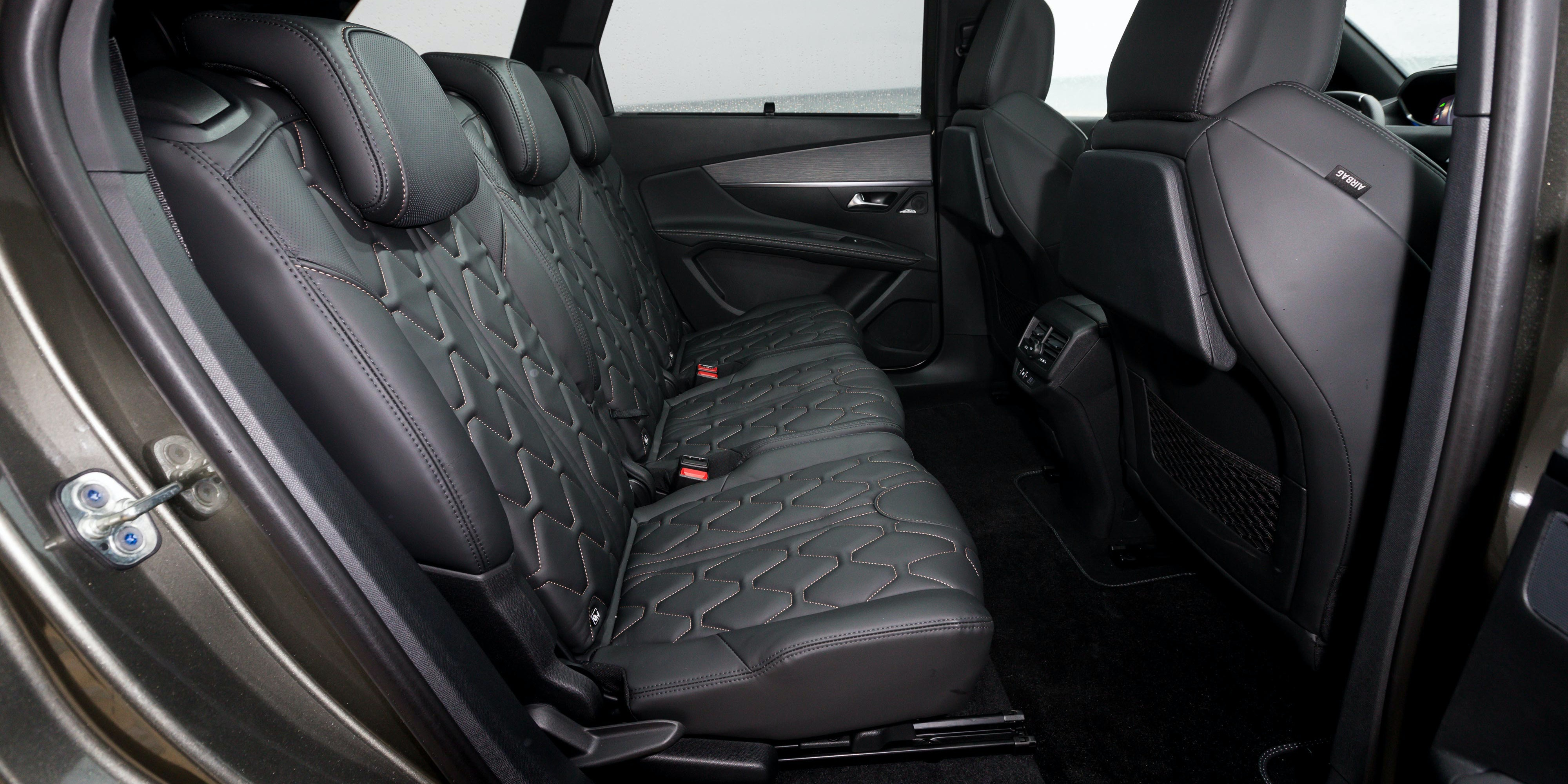 Peugeot 5008 Interior And Infotainment Carwow