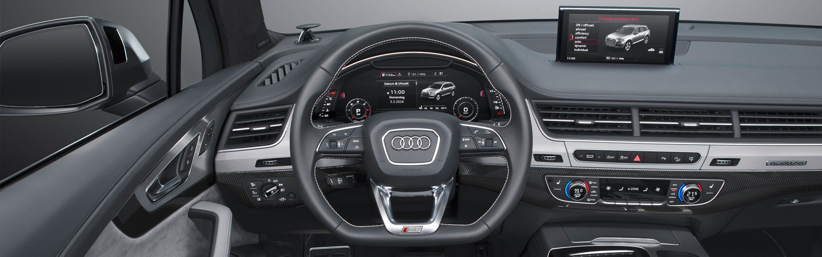 New Audi Sq7 Suv Price Specs And Release Date Carwow