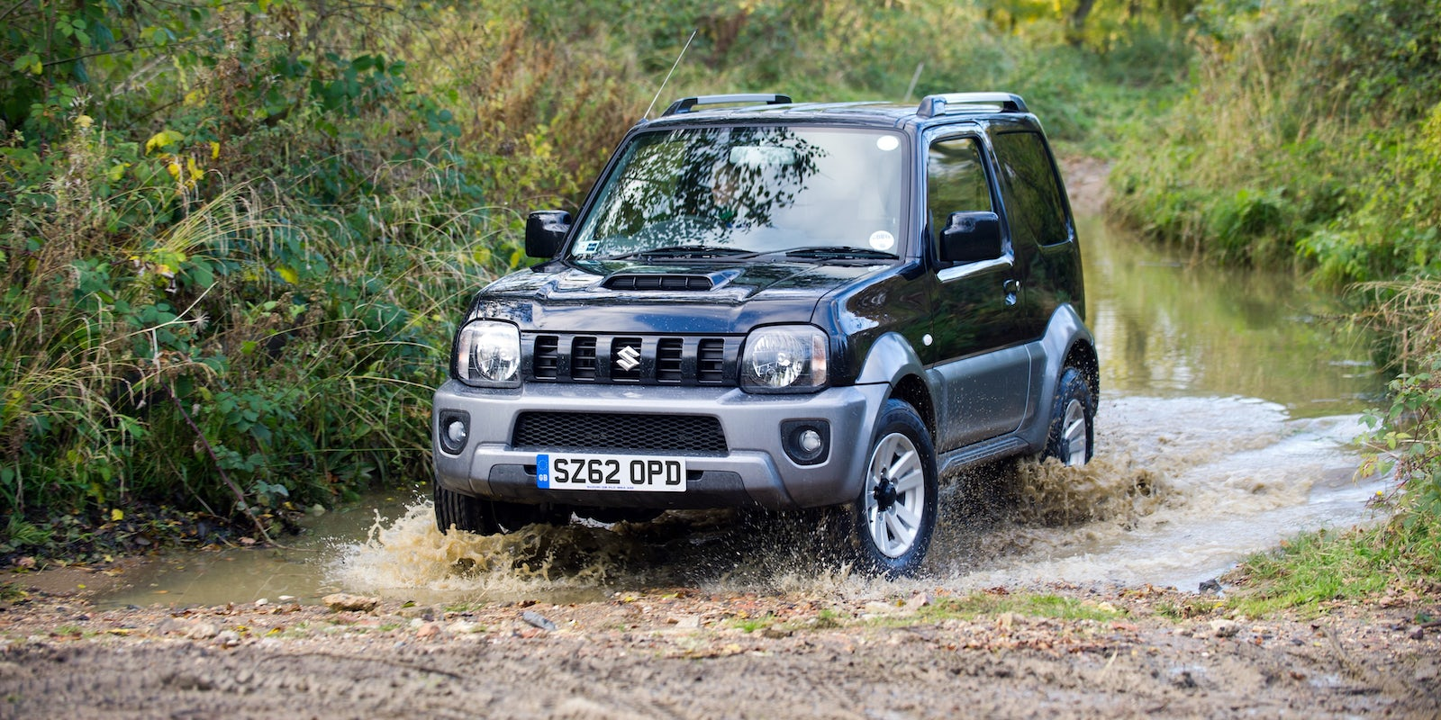 suzuki jimny review carwow. Black Bedroom Furniture Sets. Home Design Ideas