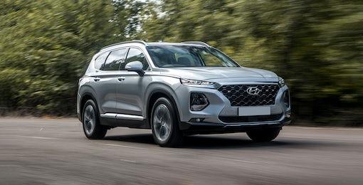 8. Hyundai Santa Fe