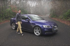 New Audi A5 Review Carwow