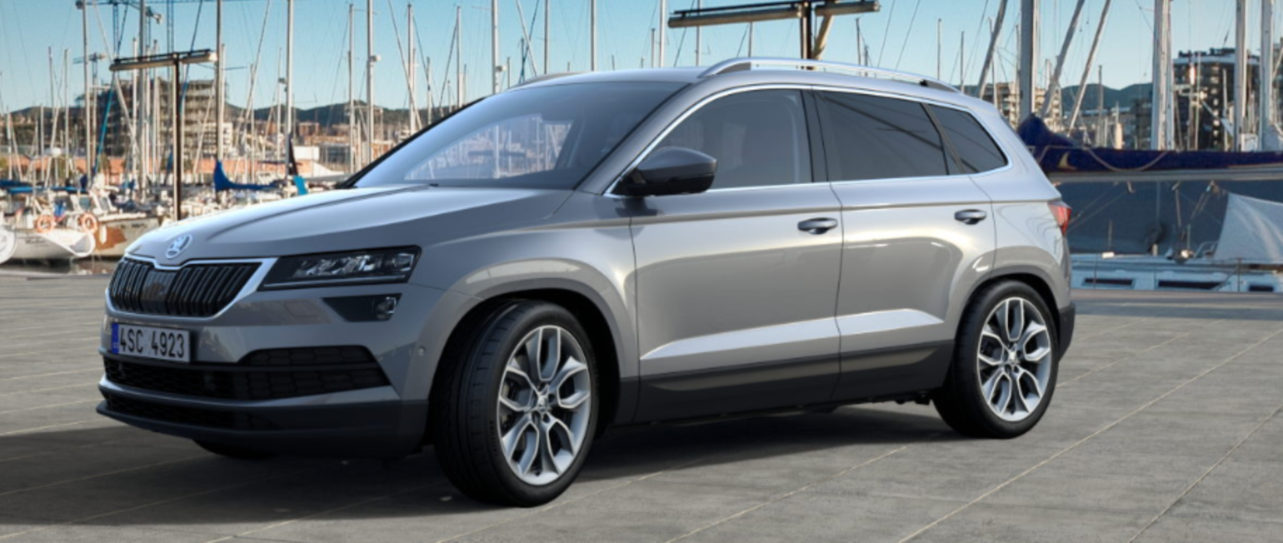 Auto Paint Colors >> Skoda Karoq colours guide and prices | carwow