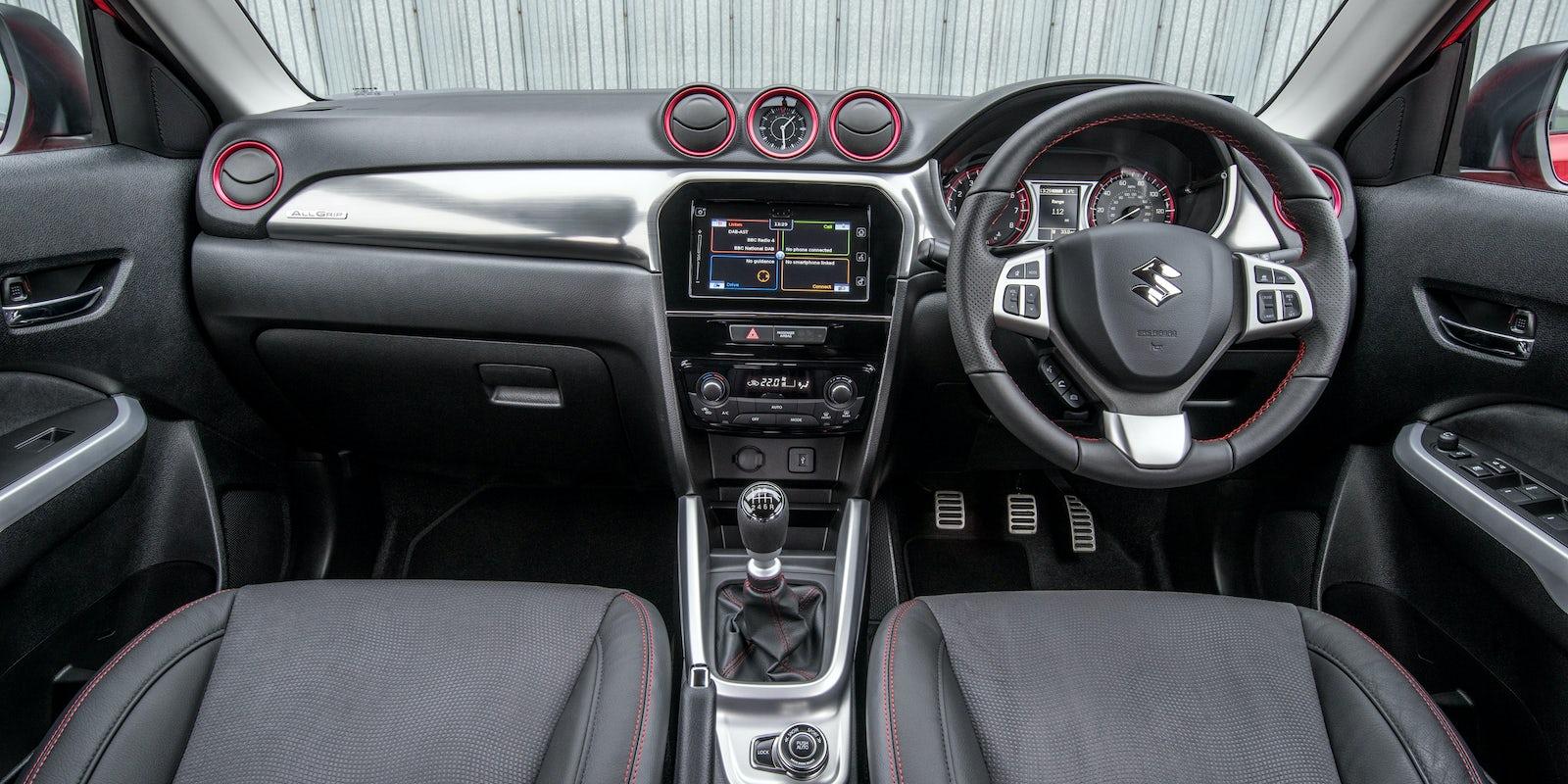 Rolls Royce Dealers >> Suzuki Vitara Interior & Infotainment | carwow