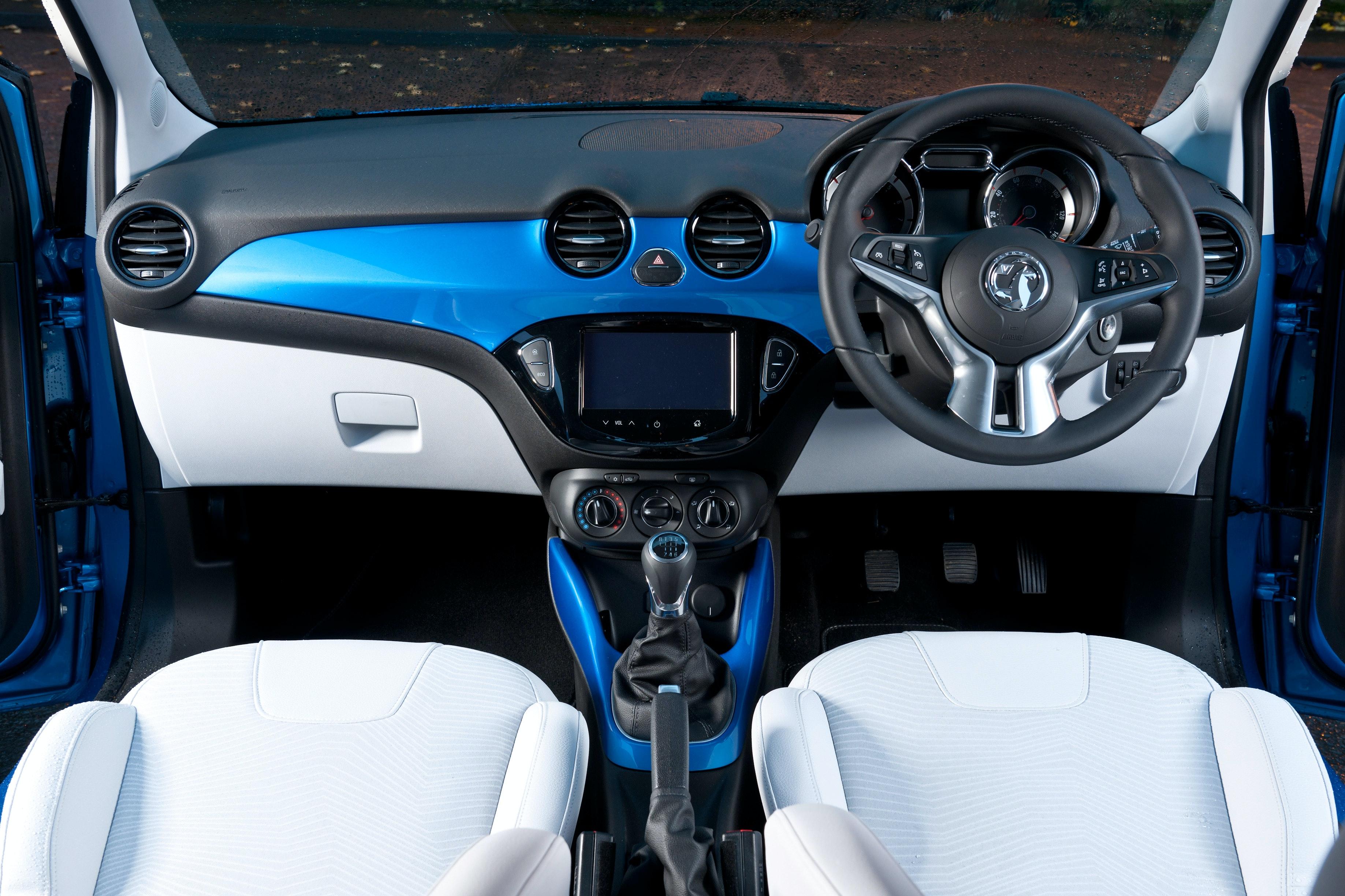 Abarth 500 0 60 >> Vauxhall Adam Interior & Infotainment | carwow