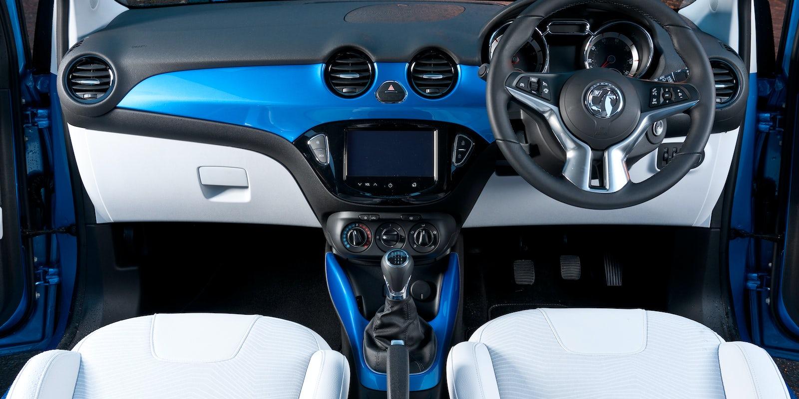 Used Cars Tucson >> Vauxhall Adam Interior & Infotainment   carwow