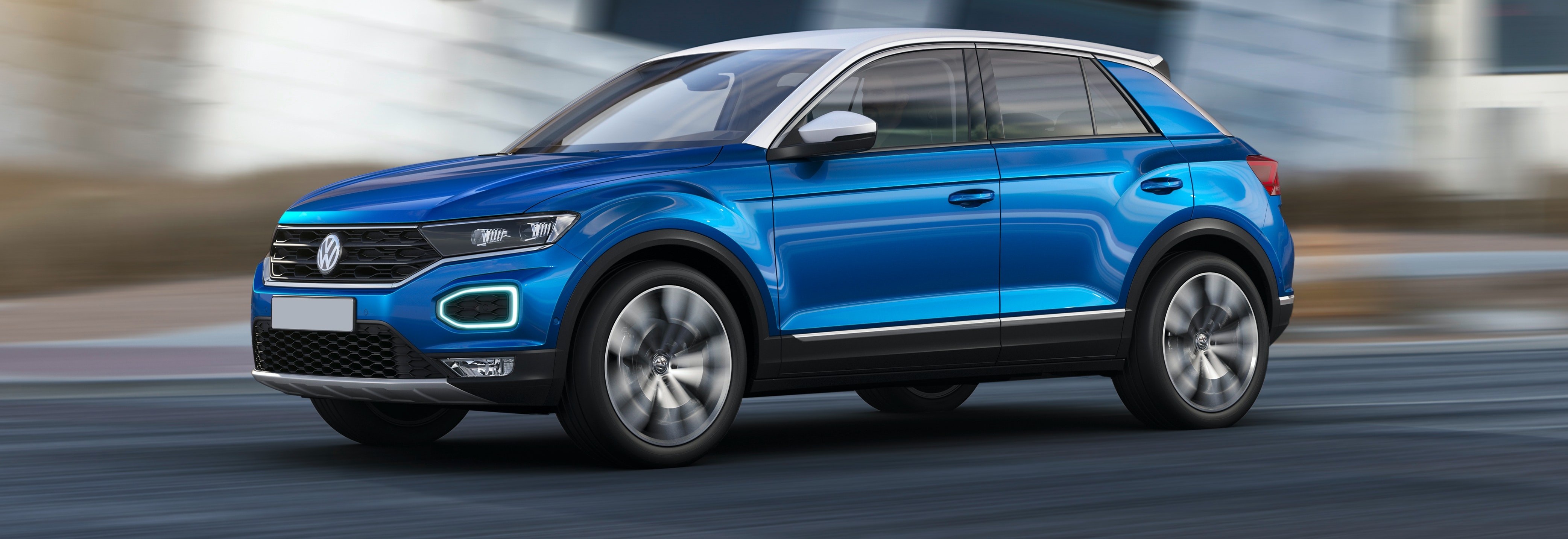 2018 VW T-Roc price, specs and release date | carwow