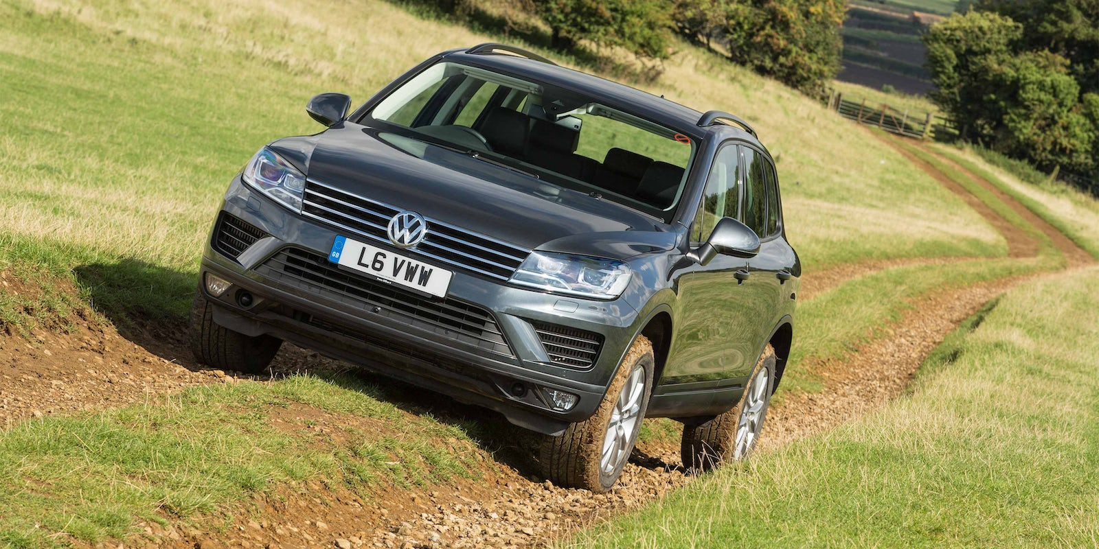 Volkswagen Touareg Interior Practicality and Infotainment  carwow