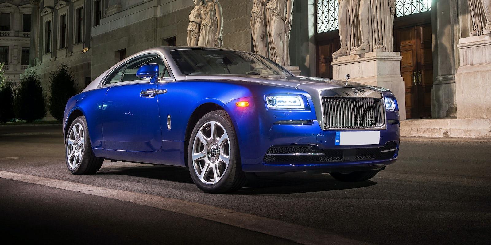 Honda Latest Models >> New Rolls-Royce Wraith Review   carwow