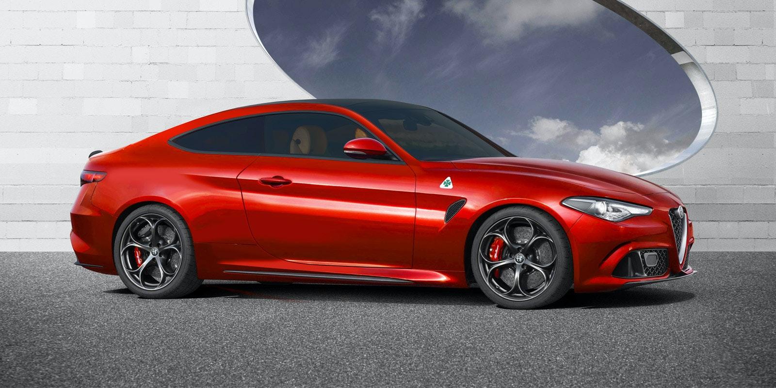 2019 Alfa Romeo Giulia Coupe Gtv Price Specs And Release Date Carwow