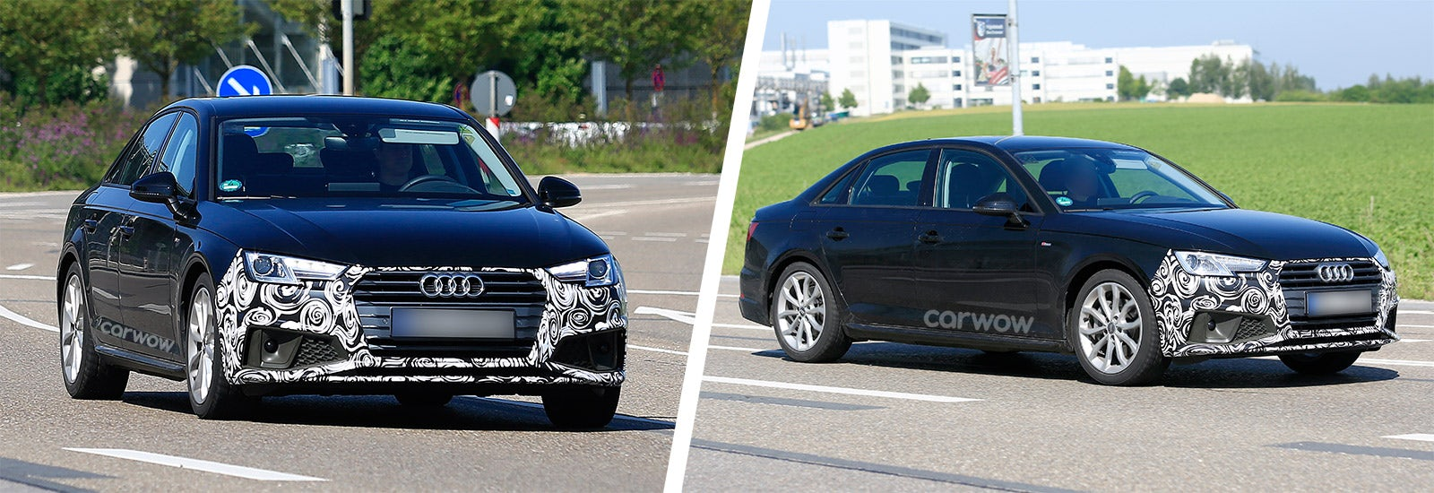 Audi A Facelift Price Specs Release Date Carwow - Audi a4 comparable cars