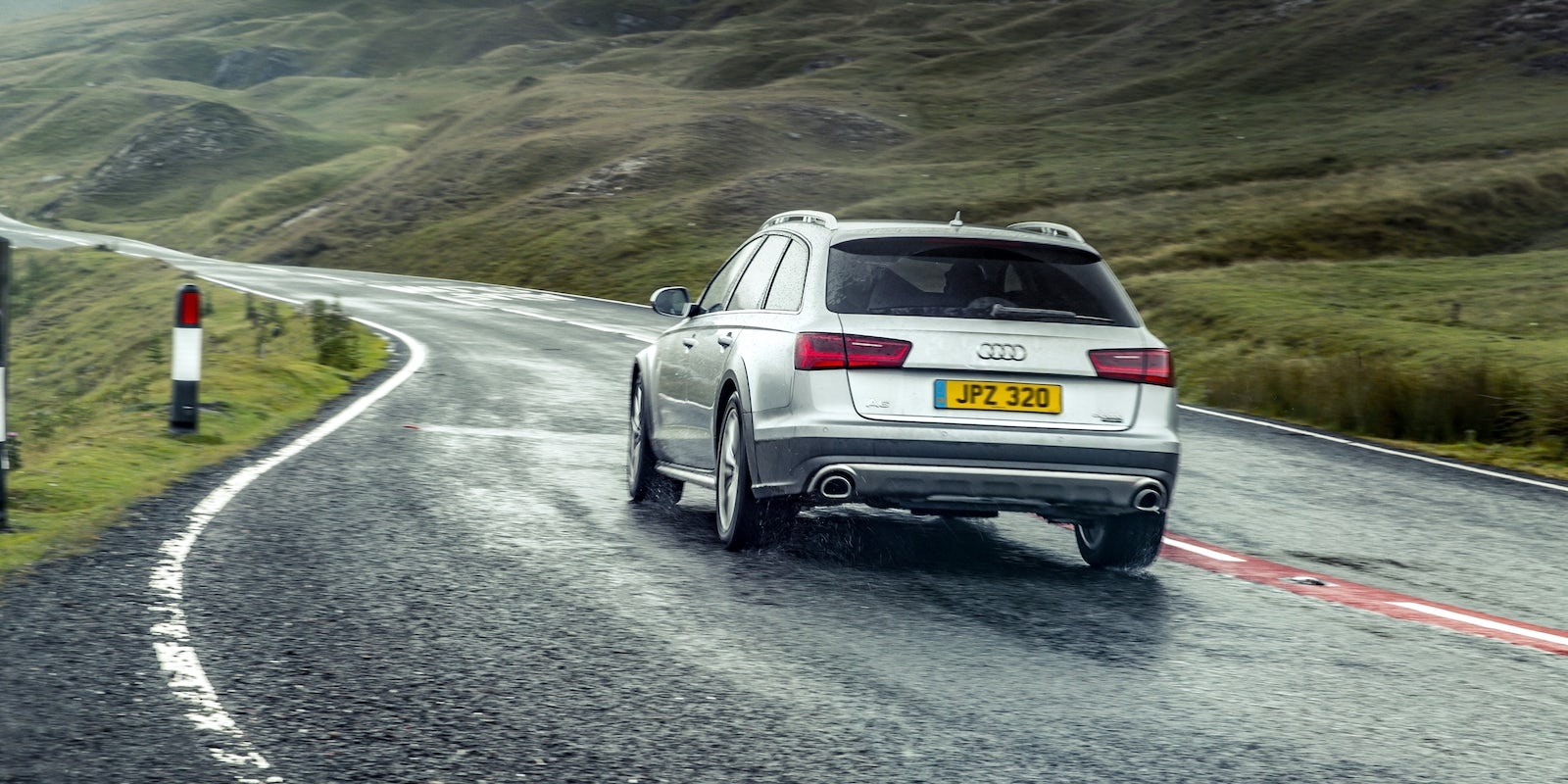Audi A Allroad Review Carwow - Audi a6 allroad