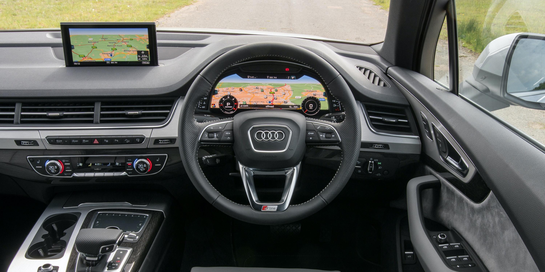 Audi Q7 Review Carwow
