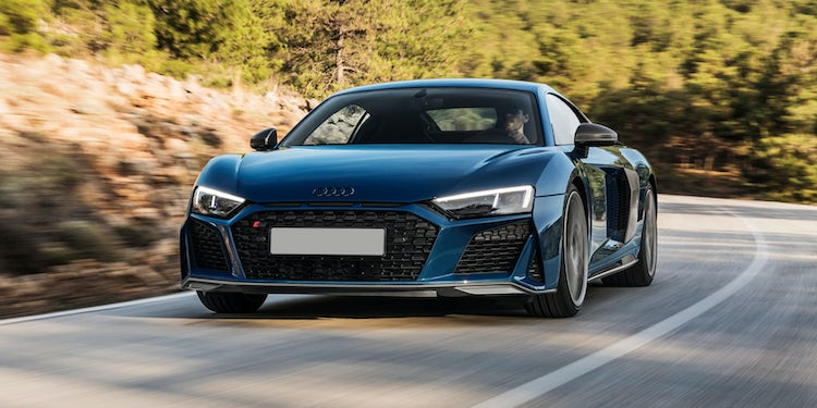 2019 Audi R8 And Spyder Price Specs Release Date