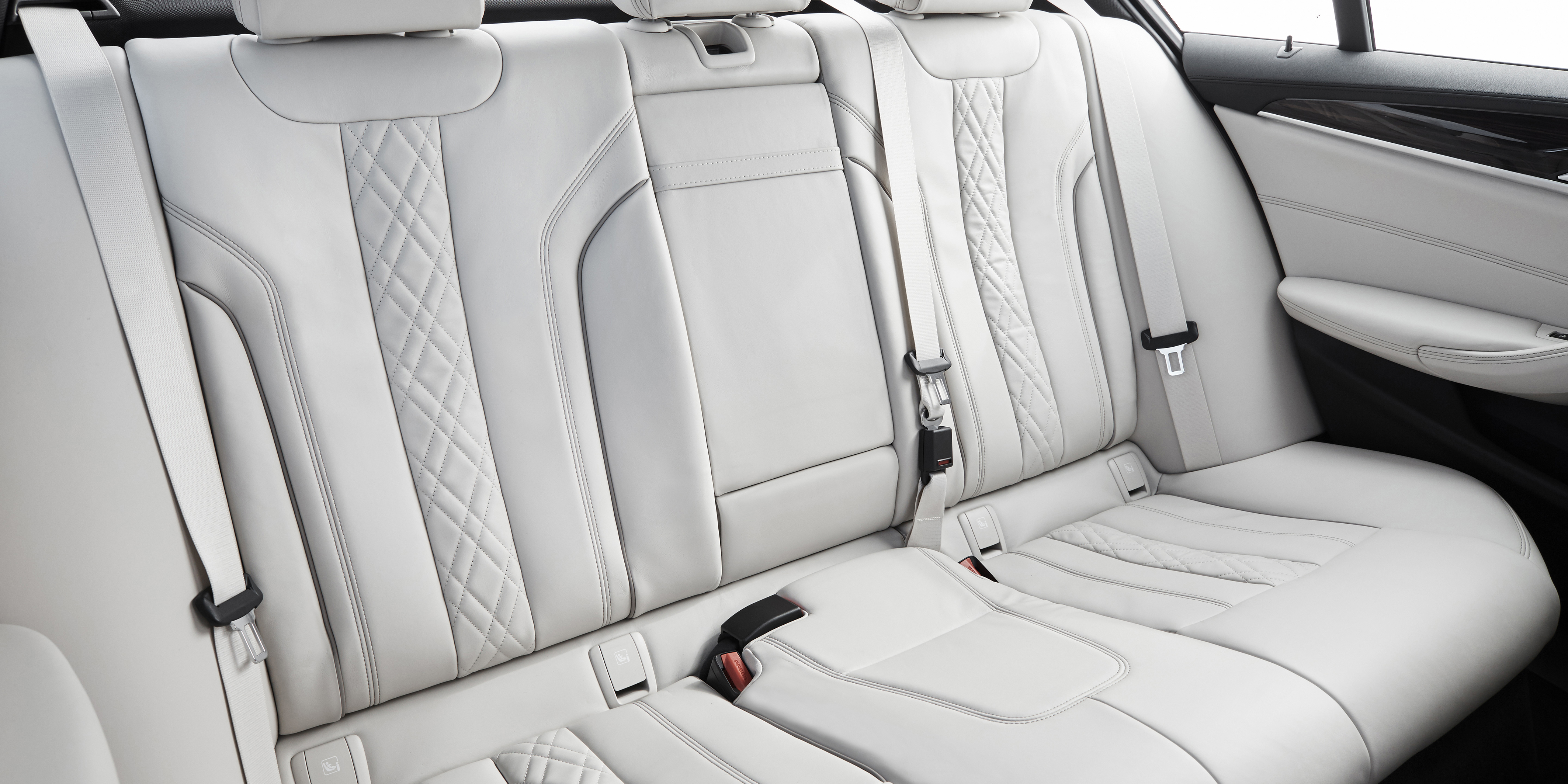 bmw 2015 5 series interior. the rear seats are comfy even for long journeys bmw 2015 5 series interior