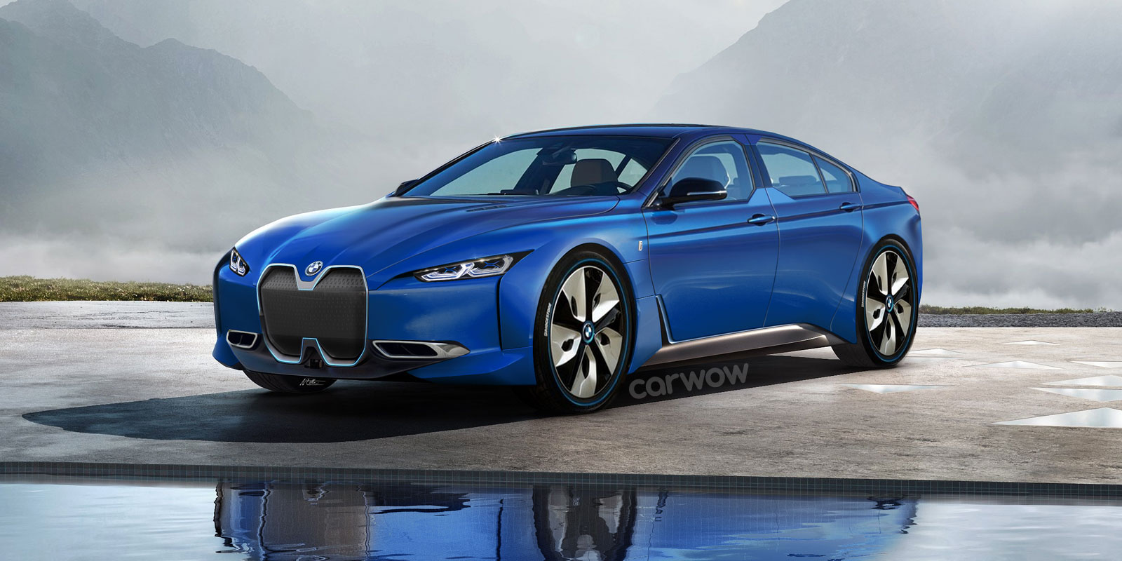bmw i4 gran coupe price  specs and release date