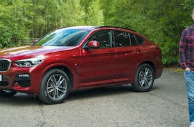 best factory outlet exclusive range New BMW X4 Review   carwow