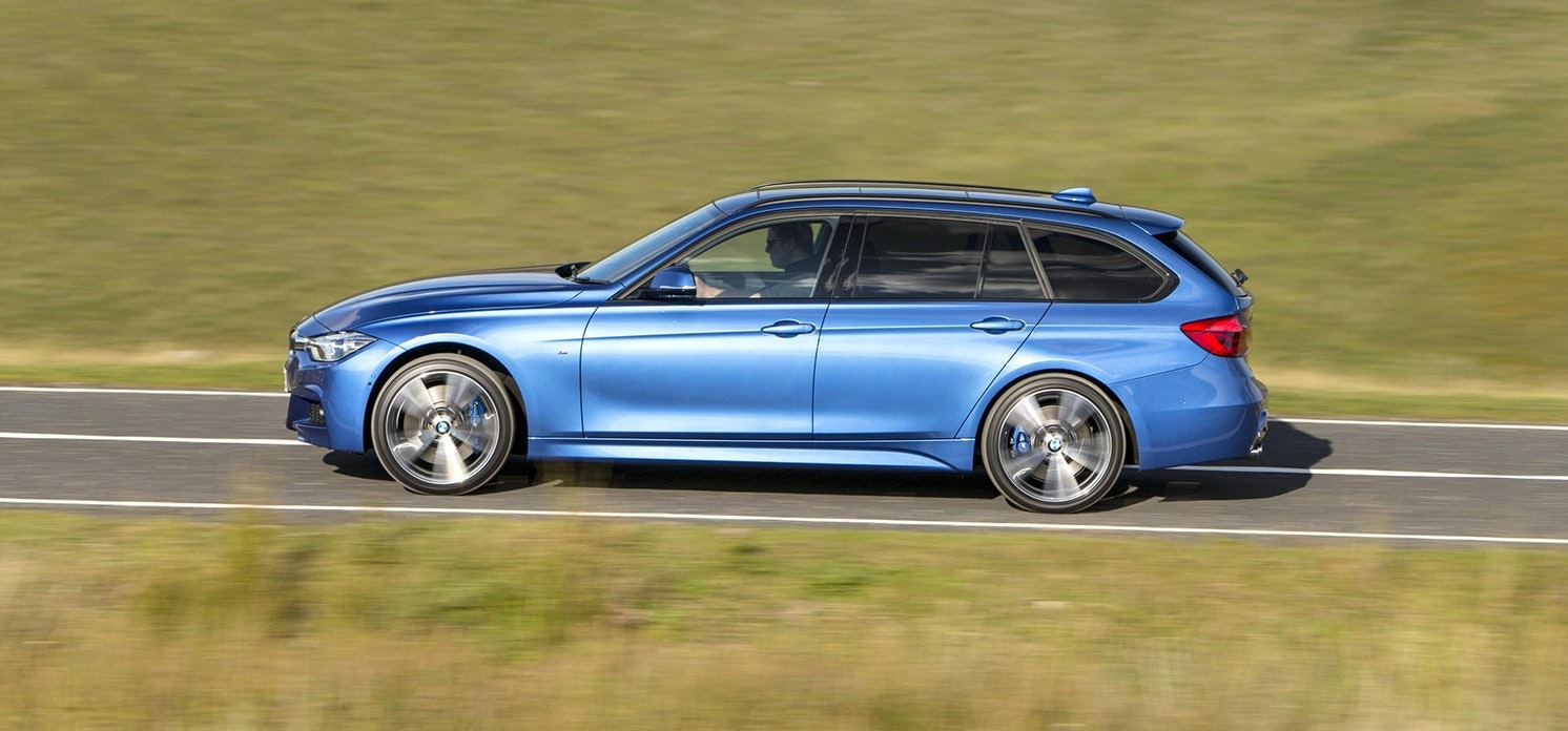 Bmw 3 Series Touring Review Carwow