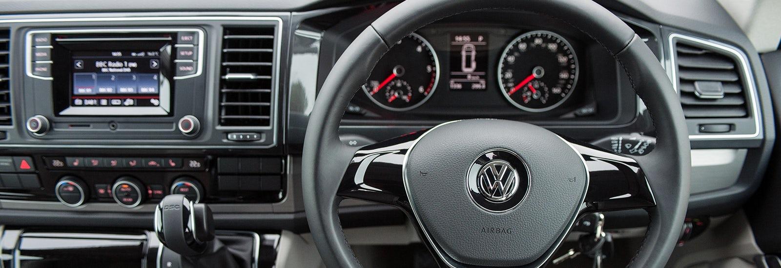 VW California Beach Vs Ocean Comparison
