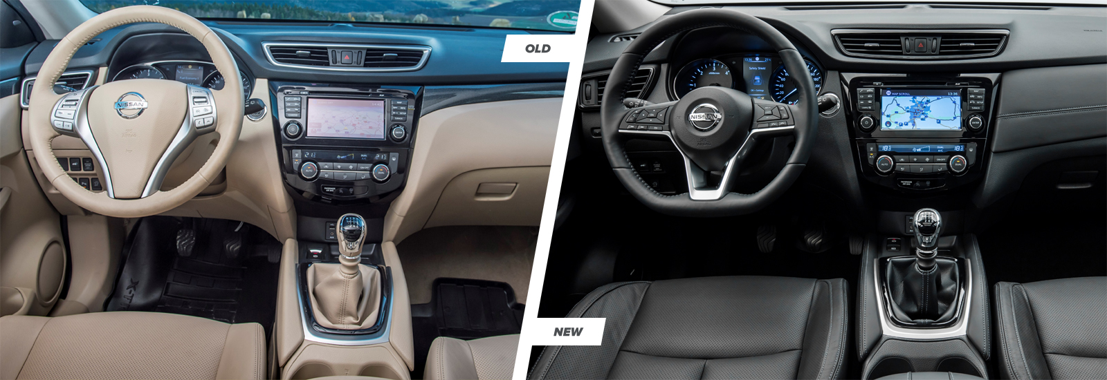 2018 nissan x trail interior. wonderful 2018 nissan xtrail facelift u2013 interior on 2018 nissan x trail