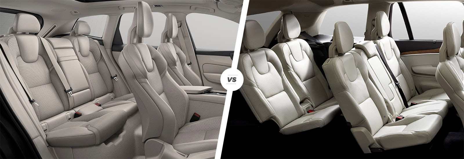 Volvo Xc60 Vs Xc90 Suv Comparison Carwow 2006 Engine Diagram Driving And Engines