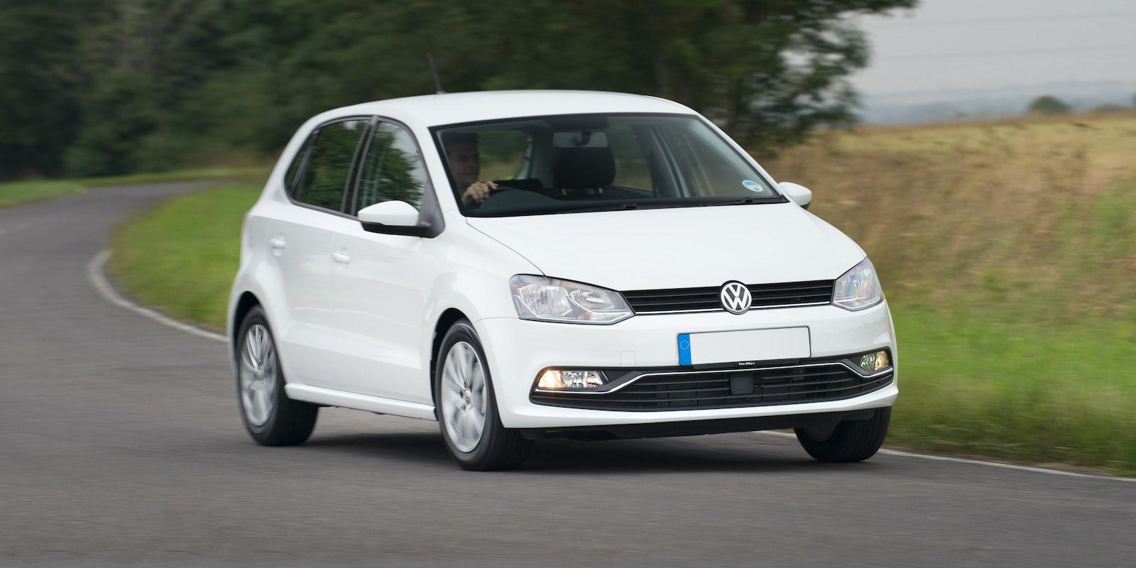Volkswagen polo 2010 model araba resimleri - Good Visibility Makes The Polo Easy To Drive