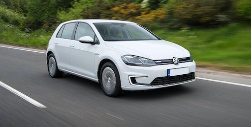 10. Volkswagen e-Golf