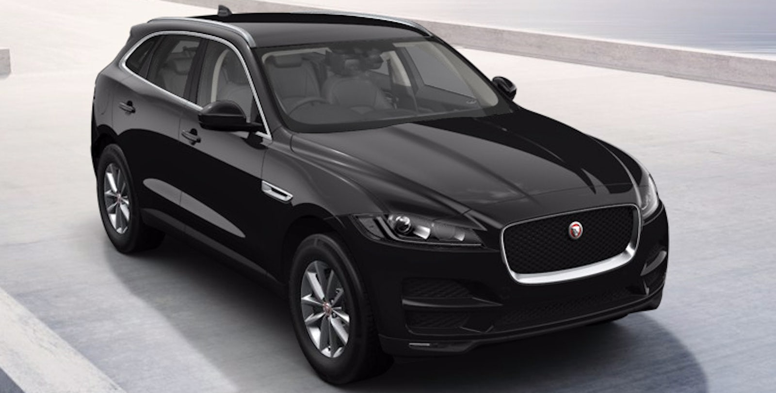 jaguar f pace colours guide with prices carwow. Black Bedroom Furniture Sets. Home Design Ideas
