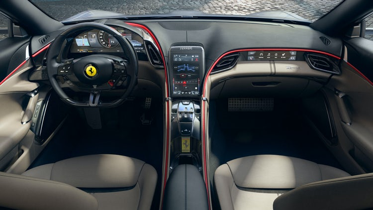 2022 Ferrari Purosangue Suv Spotted Price Specs And Release Date Carwow