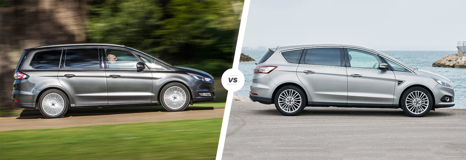 Ford galaxy vs ford s max driving