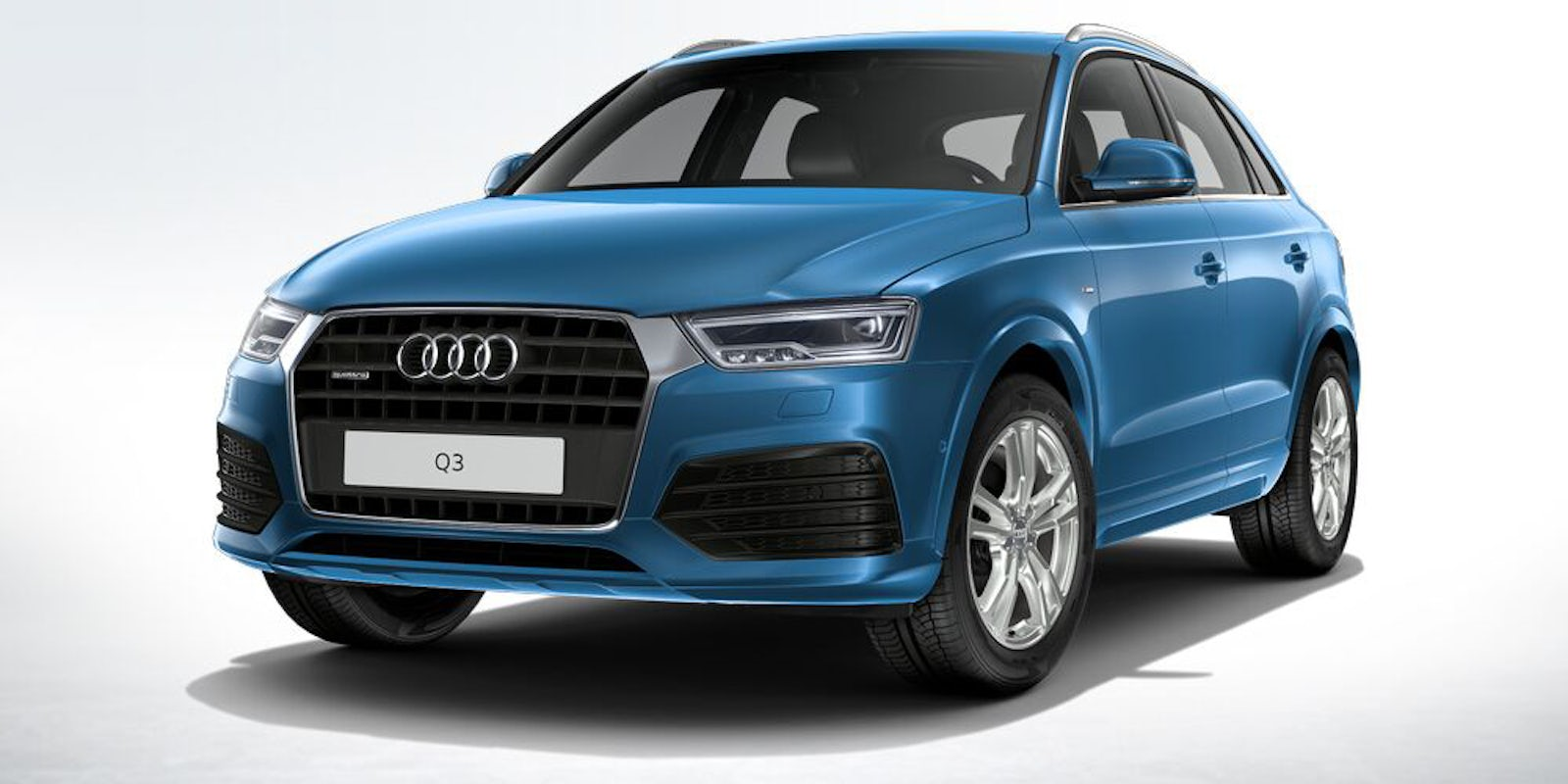 Audi Q3 colours guide and prices | carwow