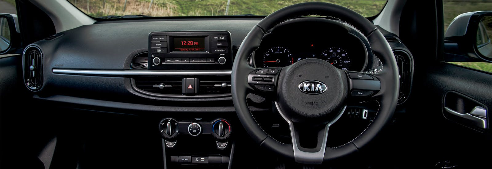 2017 kia picanto price specs and release date carwow. Black Bedroom Furniture Sets. Home Design Ideas