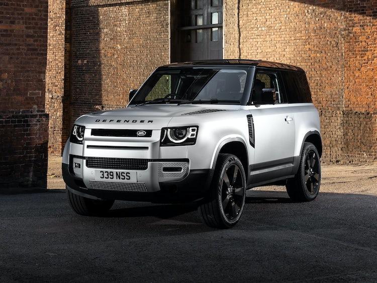 2021 Land Rover Defender Plug-In Hybrid and 6-cylinder ...