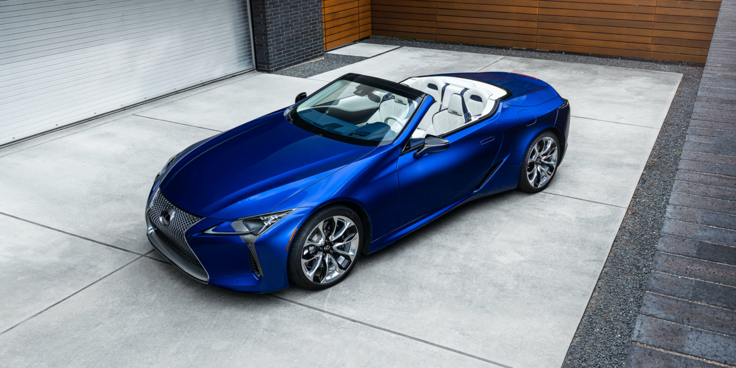 2021 Lexus Lc Coupe And Convertible Prices And Specs Revealed Carwow