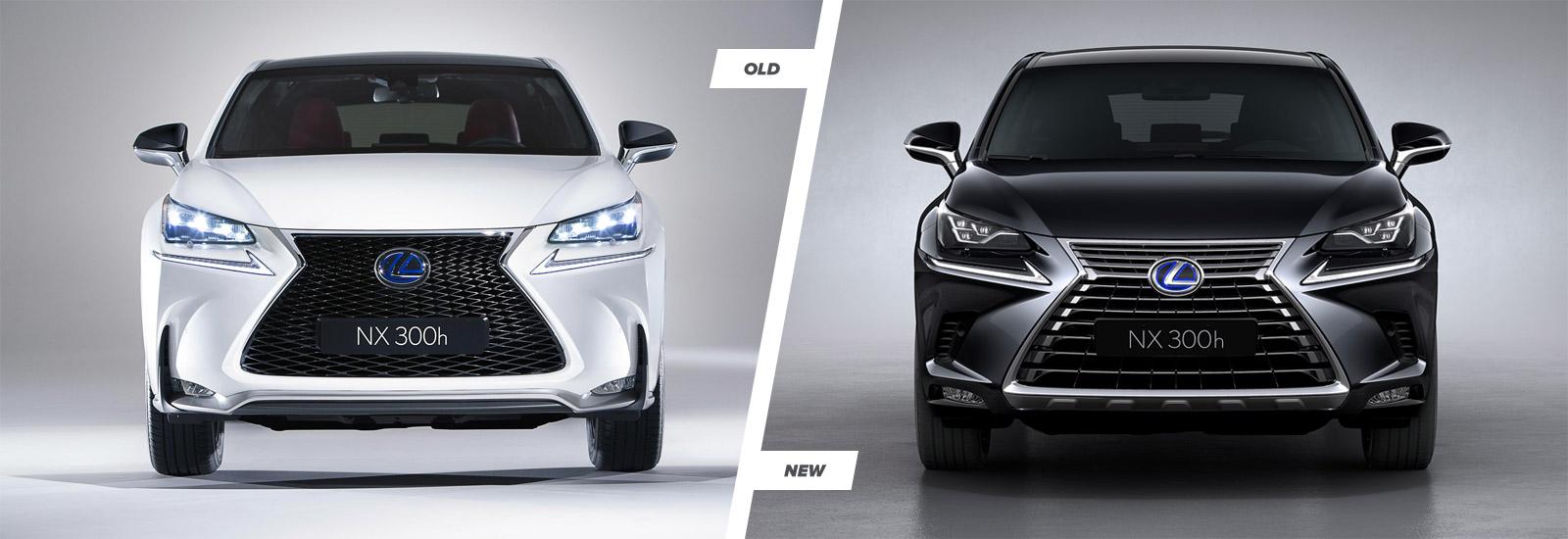 2018 lexus hybrid. wonderful lexus 2018 lexus nx facelift styling intended lexus hybrid g