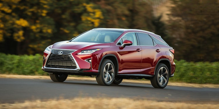 Lexus Has Revealed Prices And Specification For The Latest Rx Suv Which Offers Petrol Or Hybrid Hits Uk Roads In January 2016