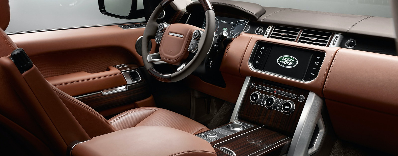 Superb The Range Rover Excels Off Road While Bathing The Passengers In Limitless  Amounts Of Luxury. The Interior Design Is To Be Marvelled At U2013 High Quality  ... Awesome Ideas