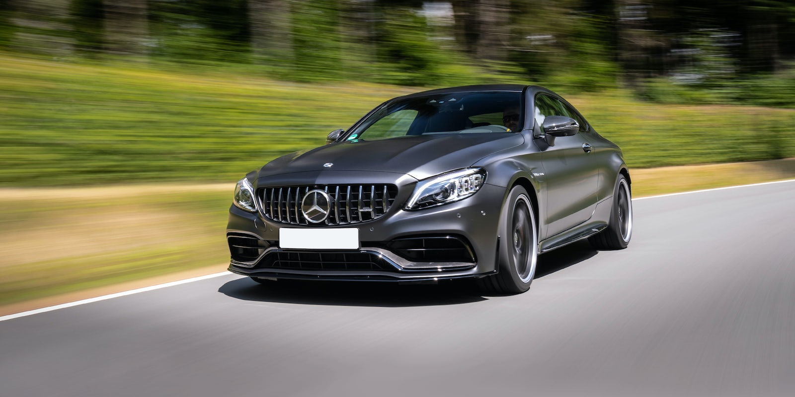 Mercedes C63 Amg 0 60 >> New Mercedes AMG C63 Coupe Review | carwow