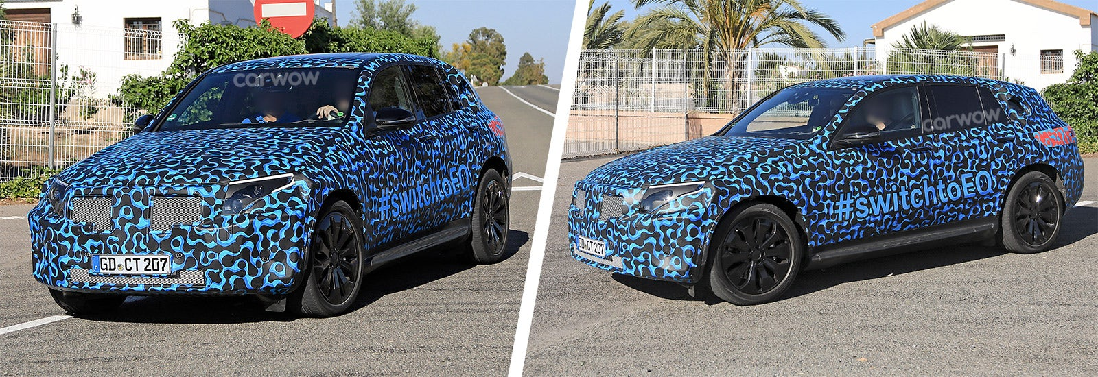 2019 Mercedes Benz Eqc Price Release Date Redesign Specs >> 2019 Mercedes EQ C SUV   price, specs and release date