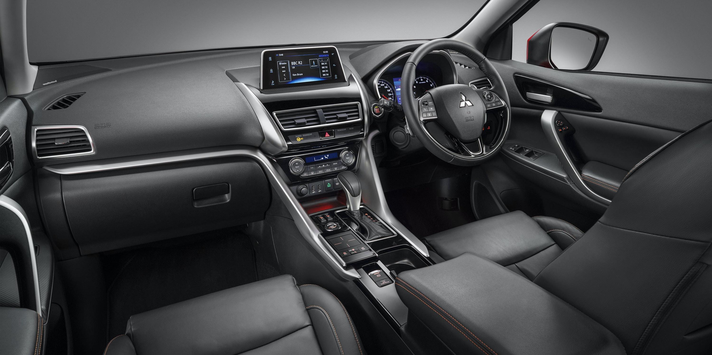 Mitsubishi Eclipse Cross Interior Amp Infotainment Carwow