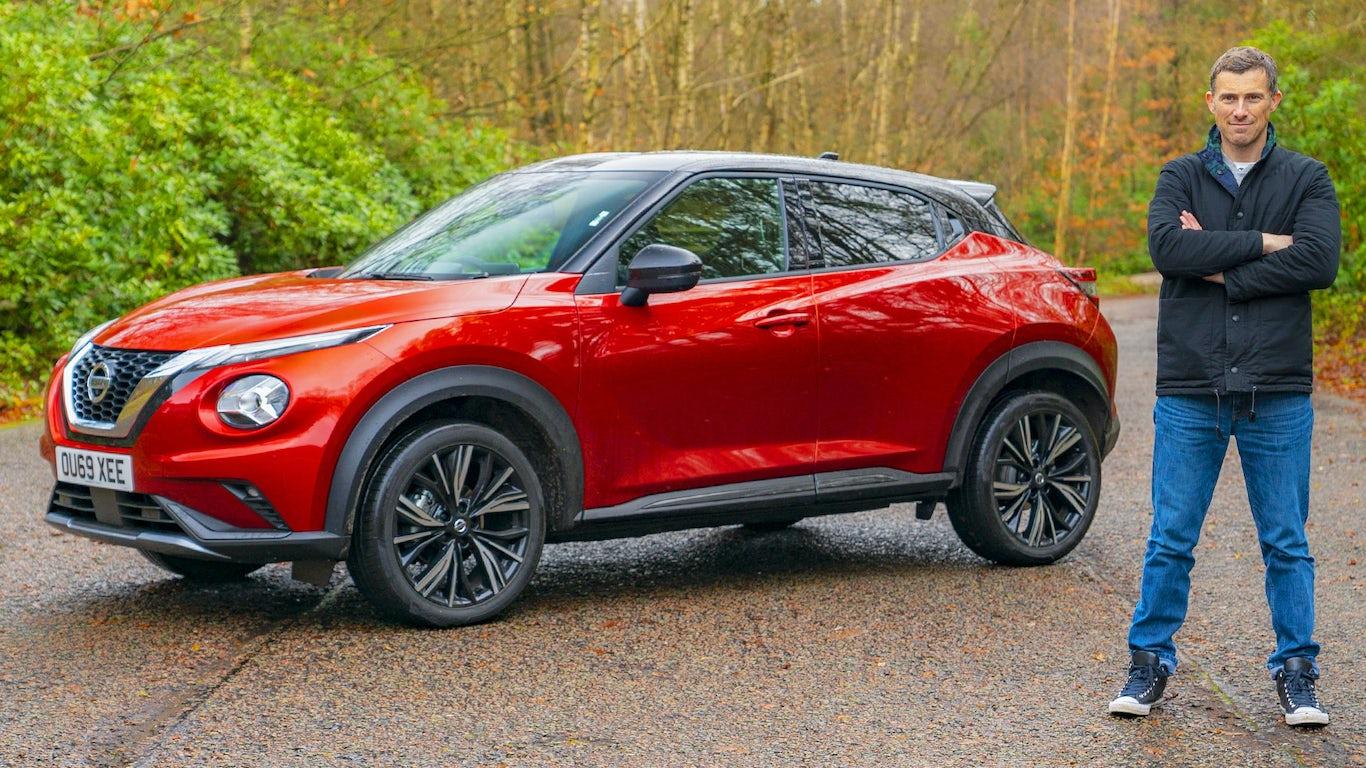 Nissan Juke Review 2021   carwow