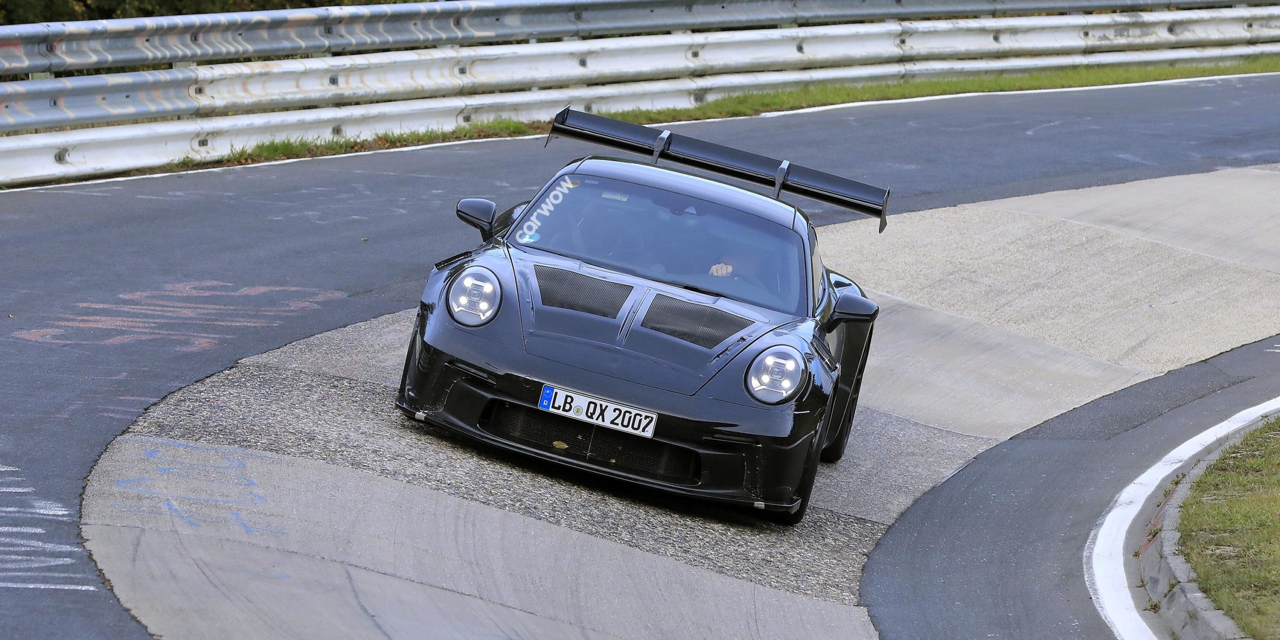 New Porsche 911 992 Gt3 Teased Price Specs And Release Date Carwow