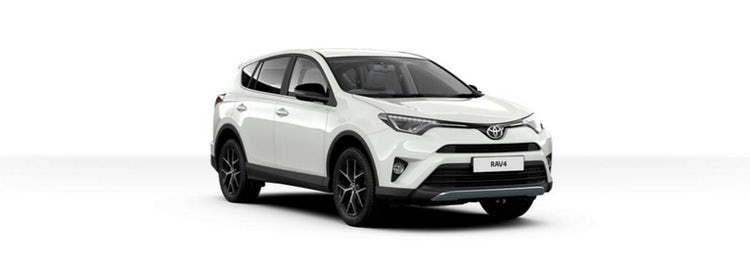 Pure White Is The Only No Cost Finish For Rav4 It S A Clean Crisp Which Means That Slightest Bit Of Spray Kicked Up On Damp Road Will