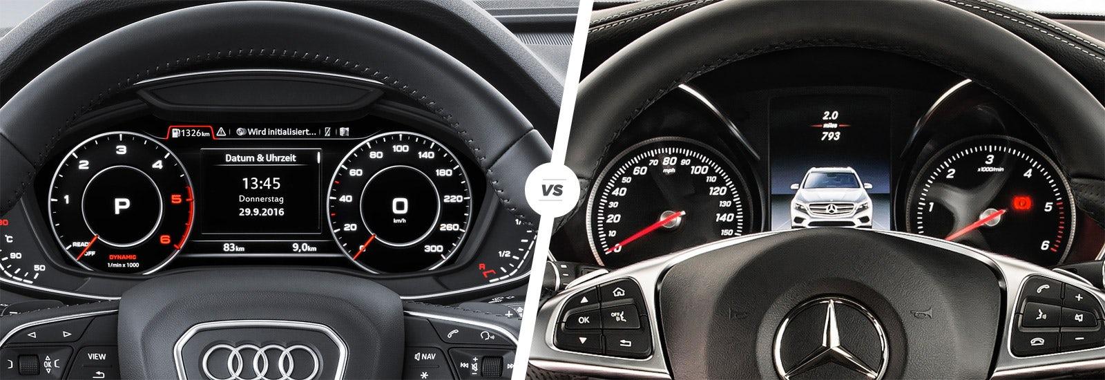 Audi Q5 Vs Mercedes Glc Engines