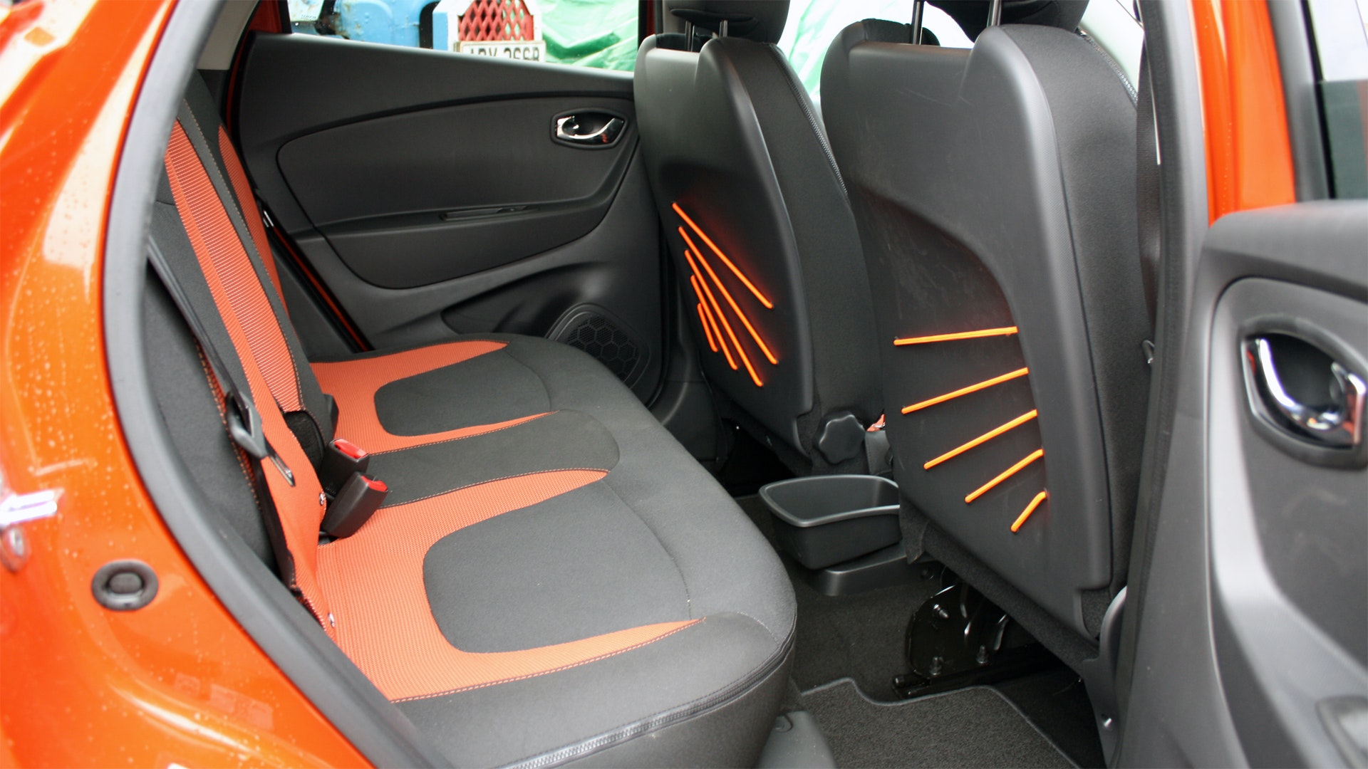 Renault Captur Boot Space Amp Dimensions Carwow