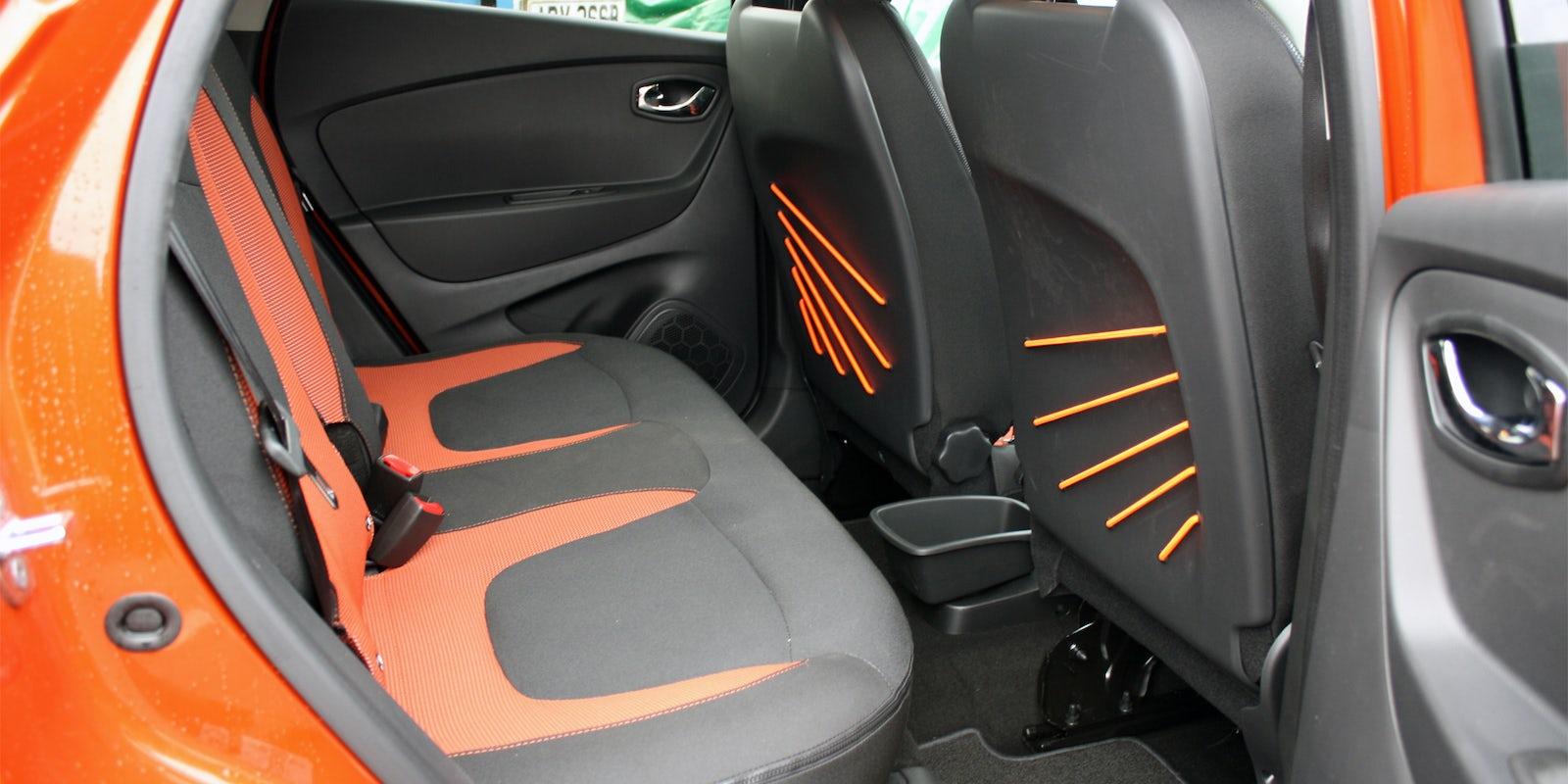 Infiniti Of Reno >> Renault Captur Boot Space & Dimensions | carwow