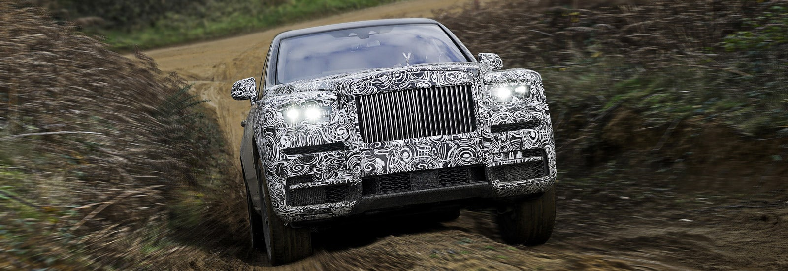 Rolls-Royce Cullinan SUV Price, Specs And Release Date