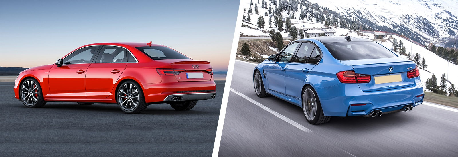 Audi S Vs BMW M Carwow - Audi vs bmw