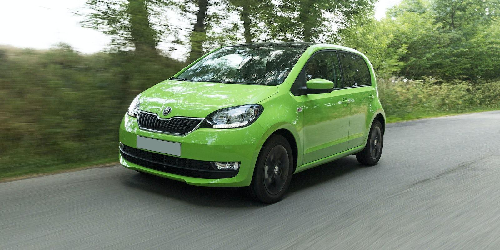 New Skoda Citigo Review Carwow Vauxhall Corsa Engine Diagram Autos Weblog